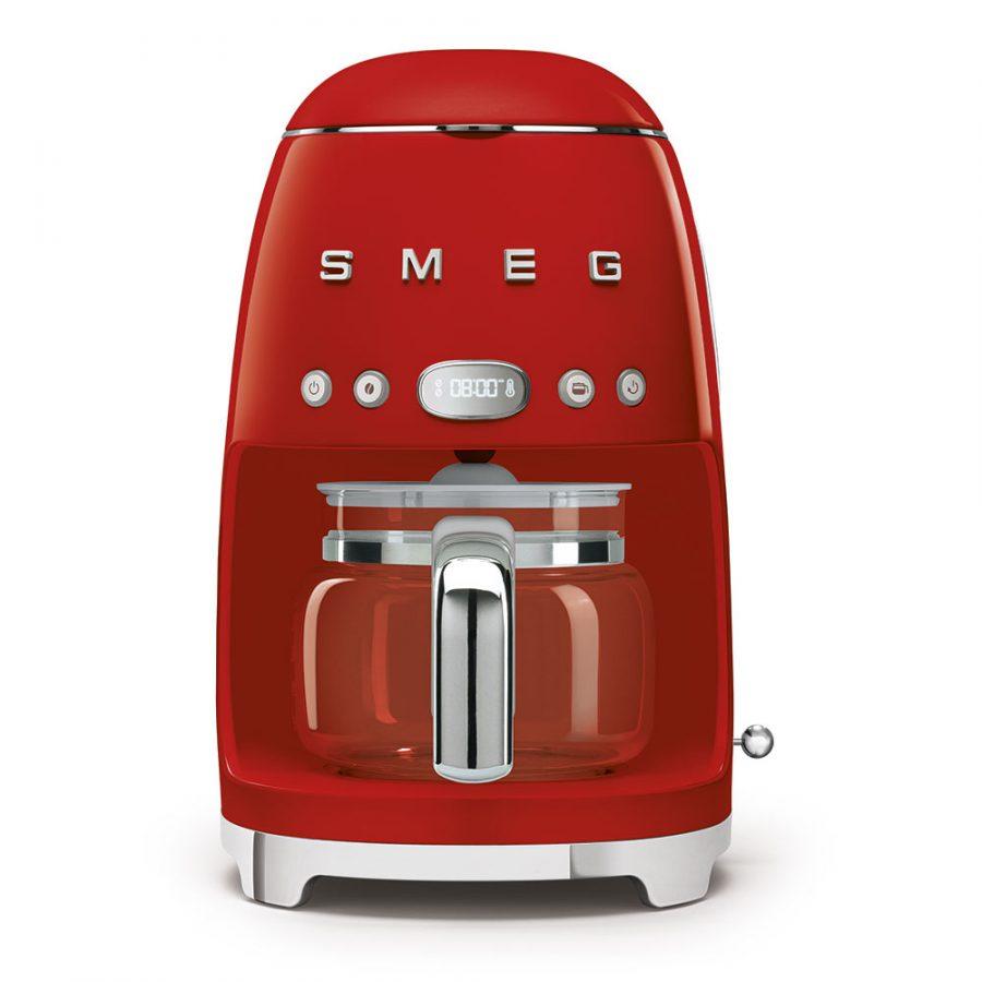 Smeg Drip Filter Coffee Machine DCF01RDEU