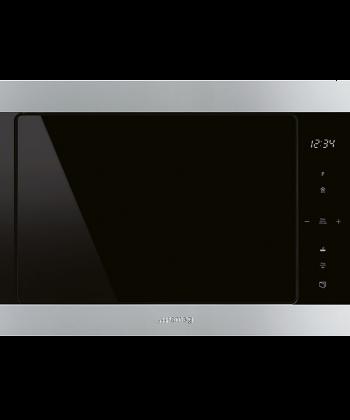Smeg classic microwave FMI325X