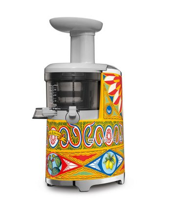 Smeg D&G Slow Juicer SJF01DGE
