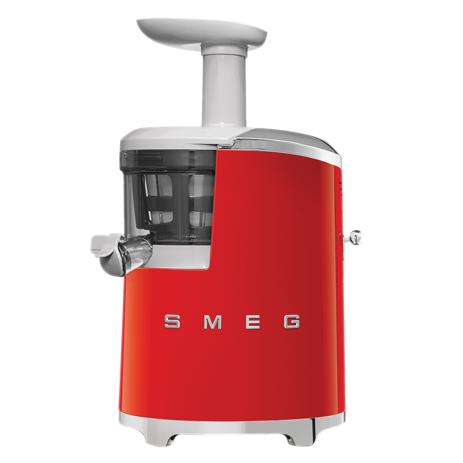 Smeg Red Slow Juicer SJF01RDEU