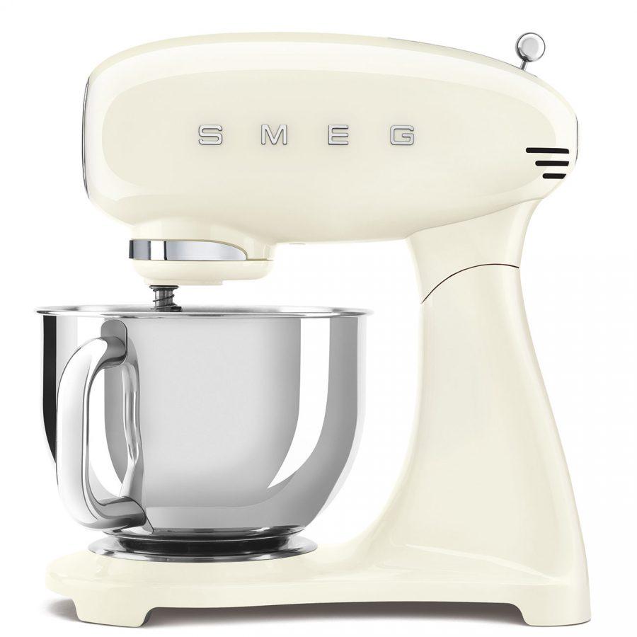 Smeg full cream Stand mixer SMF03CREU
