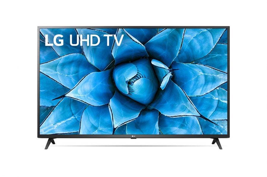 LG UHD 4K 50 Inch WebOS UN73 Series TV - 50UN7340PVC
