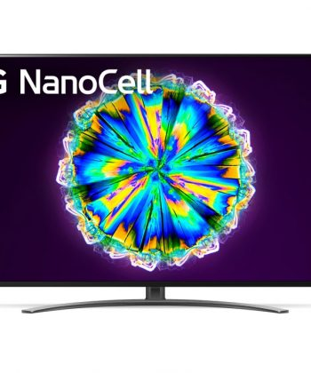 LG NanoCell 55 Inch WebOS NANO86 Series TV - 55NANO86VNA