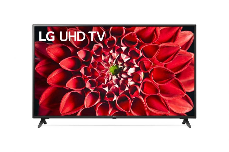 LG UHD 4K 55 Inch Smart UN71 Series TV - 55UN7100PVA