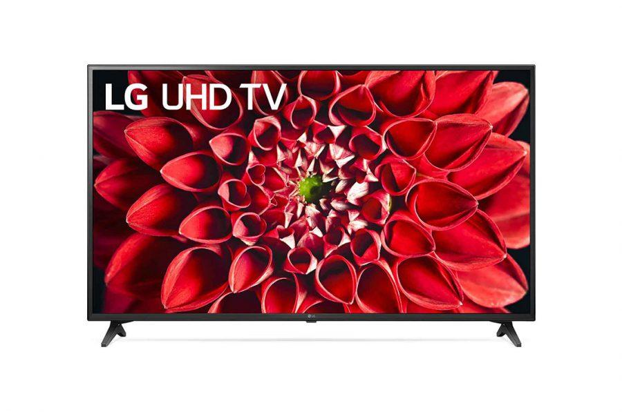 LG UHD 4K 60 Inch WebOS Smart UN71 Series TV - 60UN7100PVA