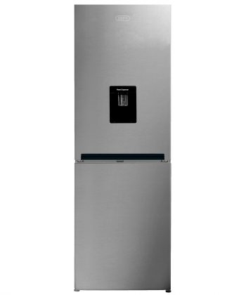 Defy 226L Bottom Freezer Fridge Satin Metallic - DAC449