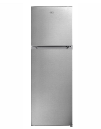 Defy 151L Eco Top Freezer Fridge Metallic - DAD237