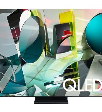 """Samsung 82"""" Q800T QLED 8K Smart TV 2020 - QA82Q800TAKXXA"""