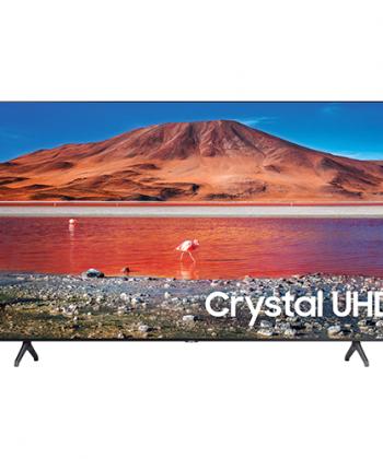 """Samsung 58"""" Crystal UHD 4K Smart TV - UA58TU7000KXXA"""