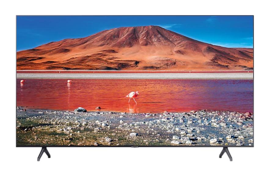 """Samsung 65"""" TU7000 Crystal UHD 4K Smart TV - UA65TU7000KXXA"""