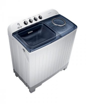 Samsung 14KG Twin Washer with EZ Wash Tray™ - WT14J4200MB