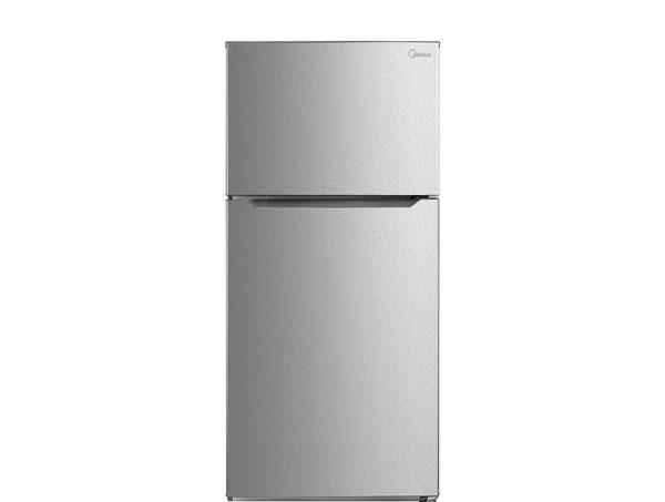 Midea 652L Classic Top Freezer Stainless Steel - HD-845FWEN